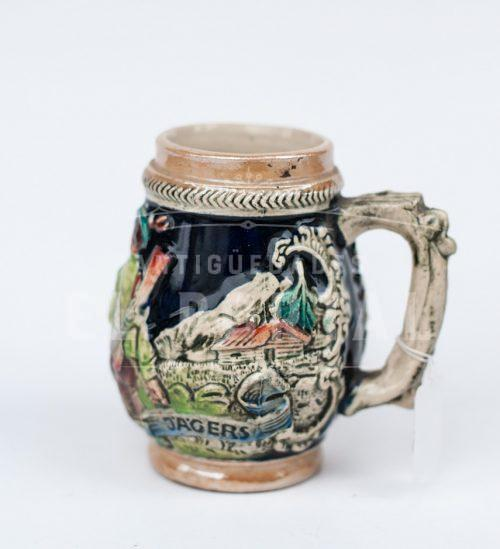 Chop de cervecero de cerámica alemana | 4