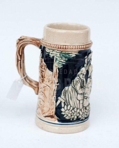 Chopp de cerveza de cerámica alemana | 3