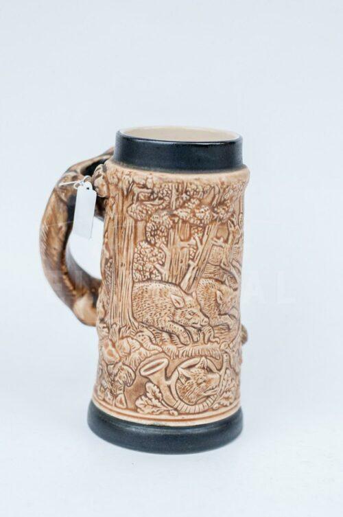 Chop de cerámica Alemán | 2