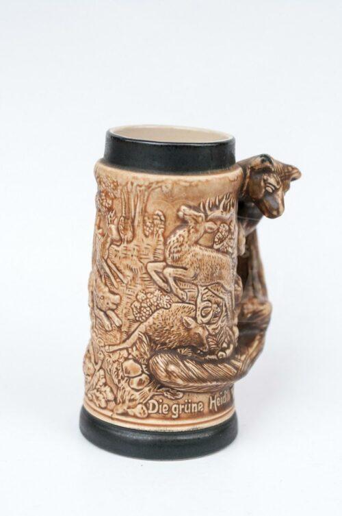 Chop de cerámica Alemán | 1