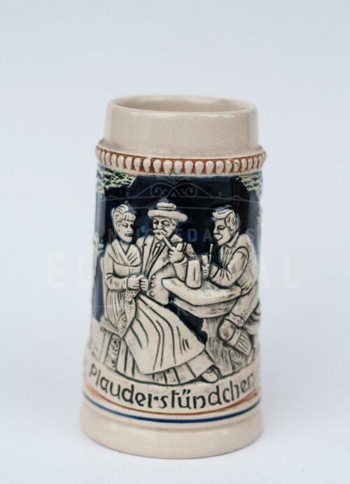 Chopp de cerveza de cerámica alemana | 1
