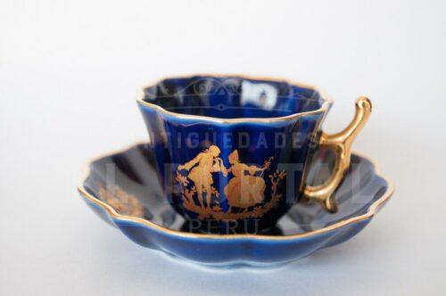 Limoges taza de porcelana | 1