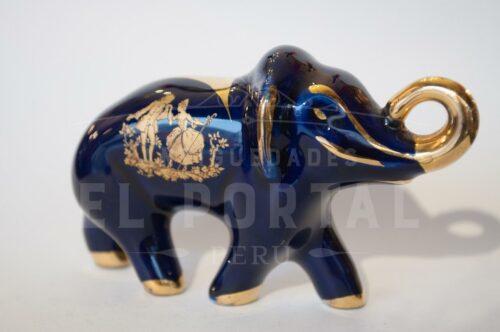Elefante de Porcelana Limoges | 1