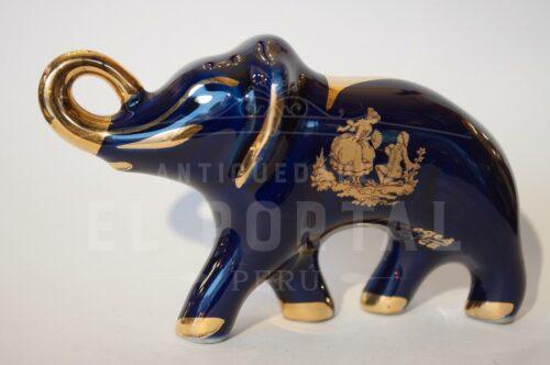 Elefante de Porcelana Limoges | 3