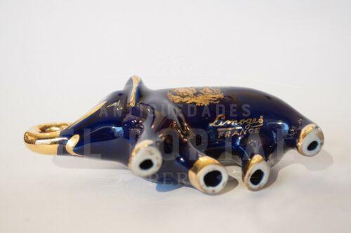Elefante de Porcelana Limoges | 2