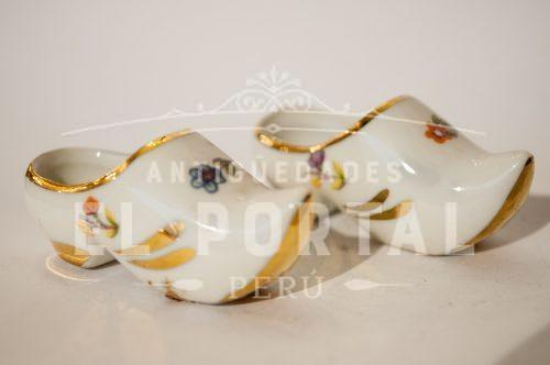 Miniaturas Suecos de porcelana Limoges | 2
