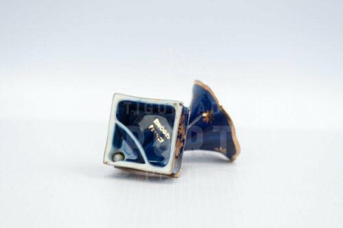 Limoges porcelana Victrola - Miniatura | 2