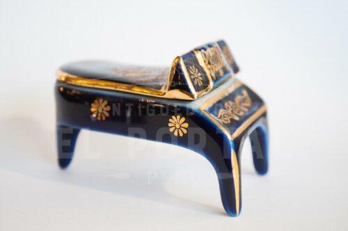 Piano de porcelana Limoges Miniatura | 6