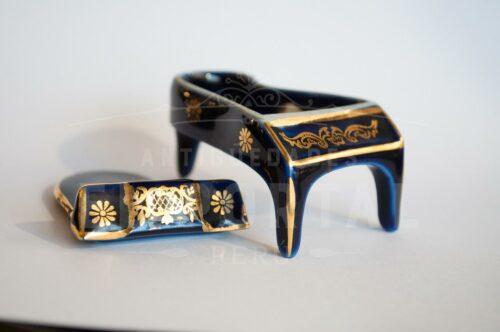 Piano de porcelana Limoges Miniatura | 5