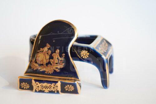 Piano de porcelana Limoges Miniatura | 4
