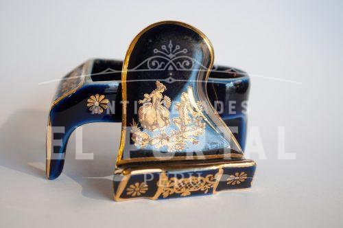 Piano de porcelana Limoges Miniatura | 3