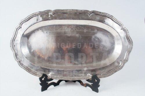 Bandeja de Plata Ley 800 Pereda   1
