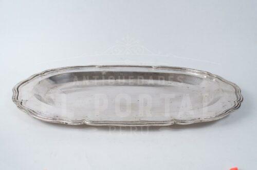 Bandeja de Plata Ley 800 Pereda   3