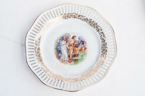 Plato para colgar de Porcelana Bavaria | 1