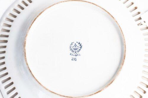 Plato para colgar de Porcelana Bavaria | 2