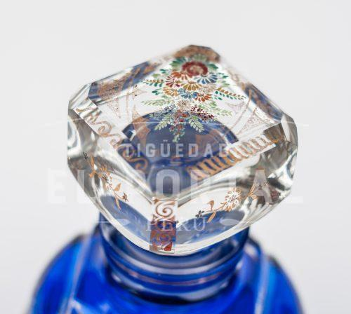 Licorera de cristal de Bohemia | 2
