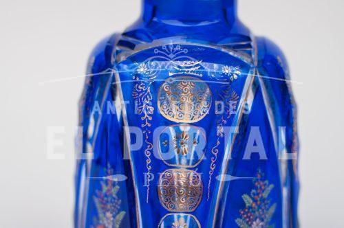 Licorera de cristal de Bohemia | 3