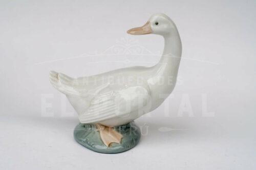 Figura de Pato Cisne Porcelana Nao Lladro | 1
