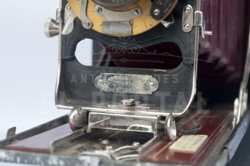 Eastman Kodak Company camara de fuelle | 2