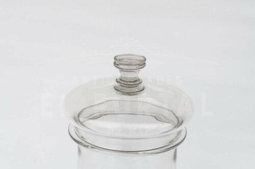 Algodonera conservera  de vidrio | 2