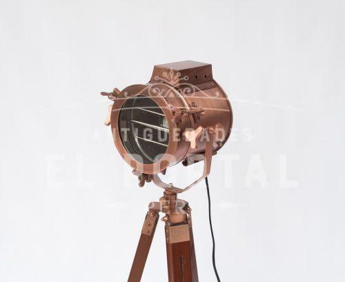Reflector Náutico con trípode - Reproducción   2