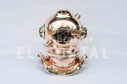 Escafandra de cobre Modelo Mark V | 1