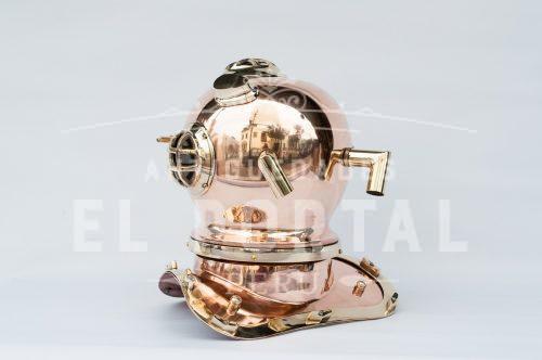 Escafandra de cobre Modelo Mark V | 2