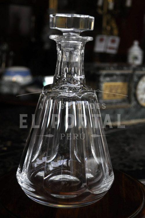 Licorera de Cristal Baccarat  Licores Brandy Whisky Decantador de alcohol | 1