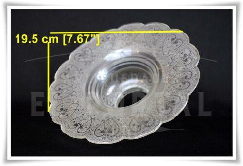 Pantalla de cristal Repuesto de lámpara | 2