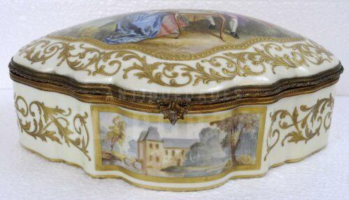 Cofre Porcelana Sevres | 7