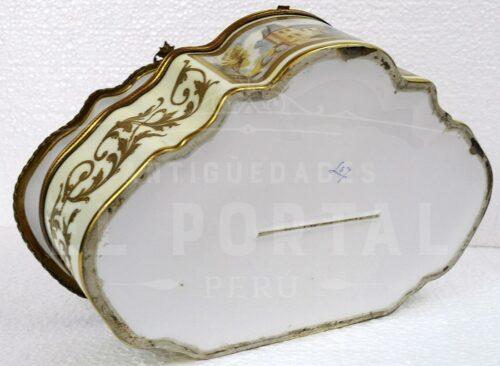Cofre Porcelana Sevres | 3