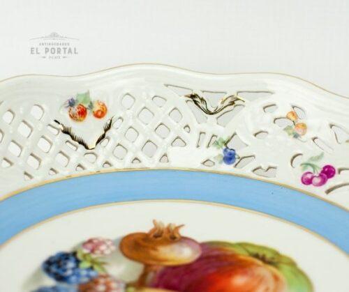Plato de porcelana Schumann Arzberg Bavaria | 3