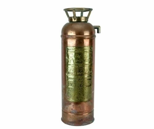 extintor de cobre