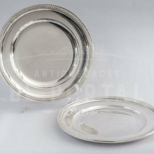 plato de plaque frances
