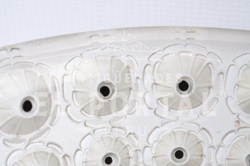 Lalique bol cristal francés modelo Nemours | 4