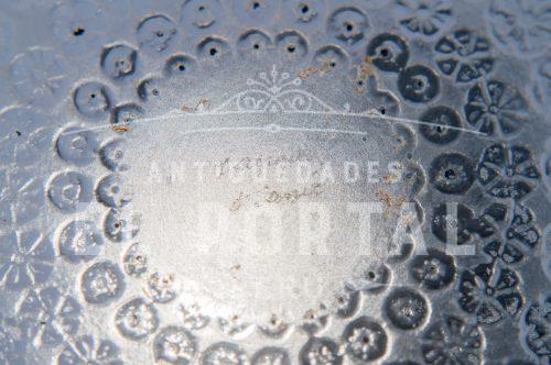 Lalique bol cristal francés modelo Nemours | 6