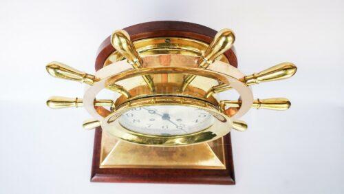 Reloj de barco en forma de timón marca Chelsea | 9