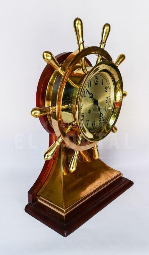 Reloj de barco en forma de timón marca Chelsea | 2