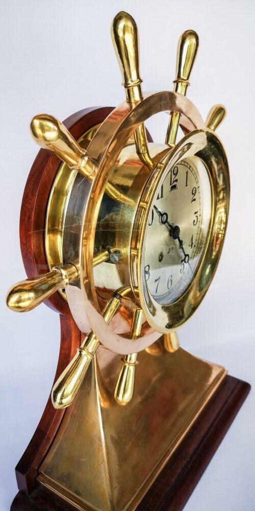 Reloj de barco en forma de timón marca Chelsea | 3