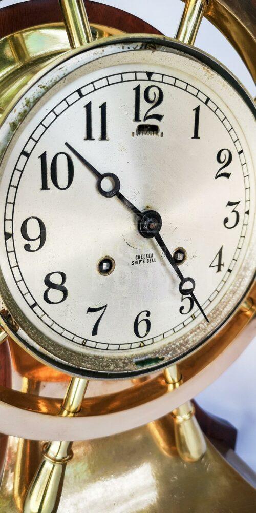 Reloj de barco en forma de timón marca Chelsea | 5