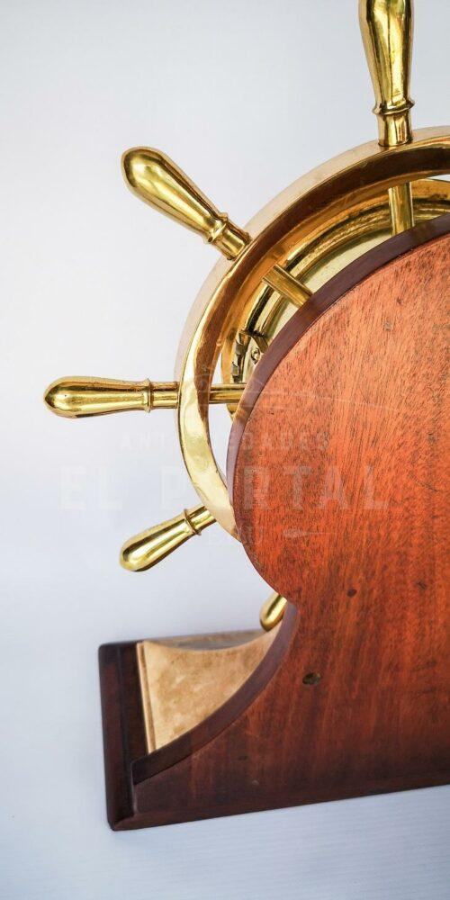 Reloj de barco en forma de timón marca Chelsea | 8