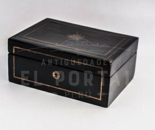 Caja Cofre de madera Napoleón III | 2