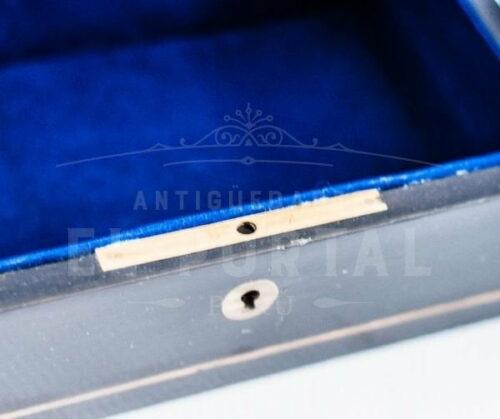 Caja Cofre de madera Napoleón III | 4