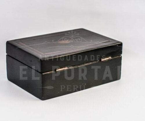 Caja Cofre de madera Napoleón III | 5