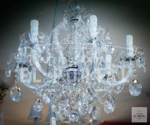 Lámpara María Teresa de 6 luces | 1