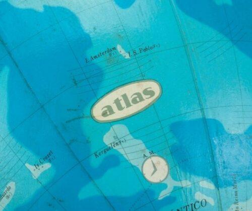 Globo terráqueo Atlas | 4