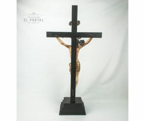Cristo de madera tallada | 4