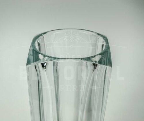 florero de cristal Bohemia(1)