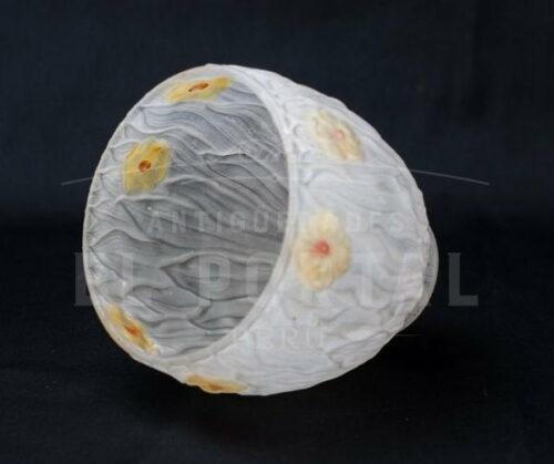 Pantalla de cristal de lámpara Art Nouveau | 2