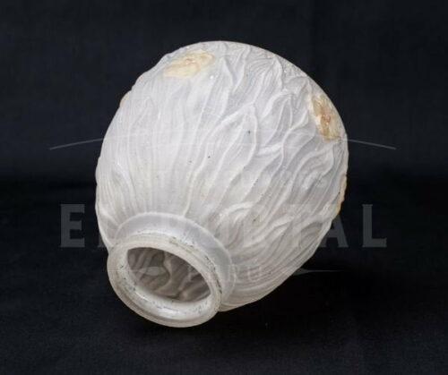 Pantalla de cristal de lámpara Art Nouveau | 1